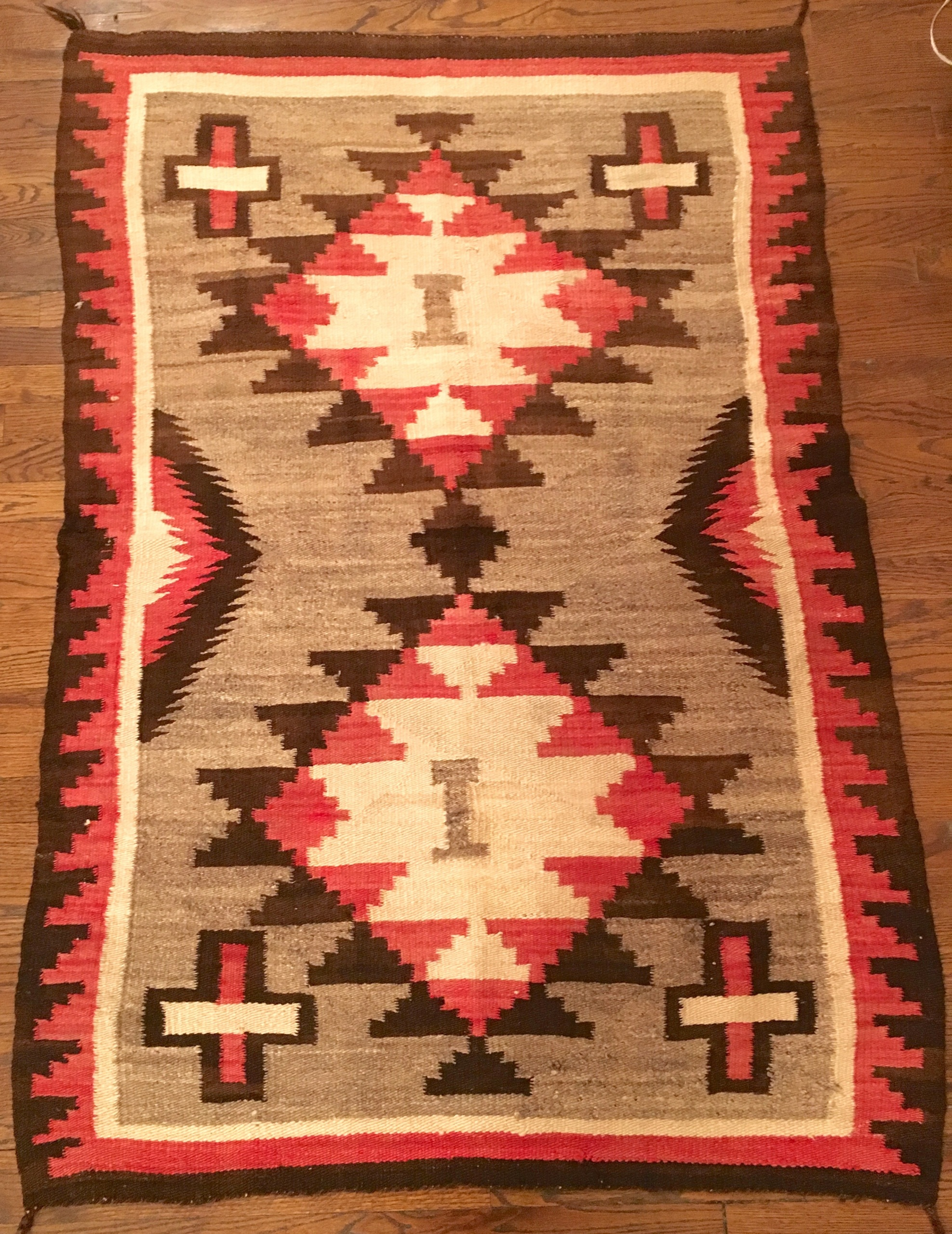 in on navajo heard museum rugs colorful az display rug traveling